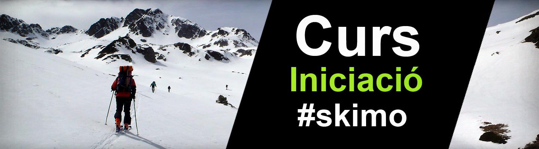 Curs d'iniciació a l'esquí de muntanya