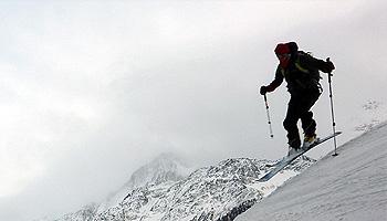 Curs de perfeccionament de l'esquí de muntanya