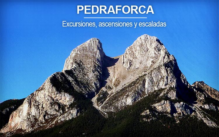 Subir al Pedraforca con guía