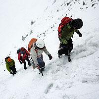 Curs de alpinismo