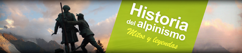 Historia del alpinismo, mitos y leyendas